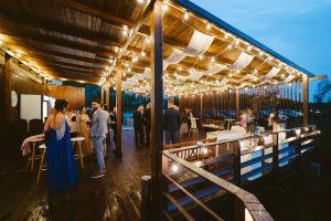 Pavilion de nunti si ponton in aer liber - sali de nunti iasi